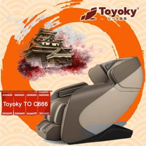 GHẾ MASSAGE TOYOKY TO-C666