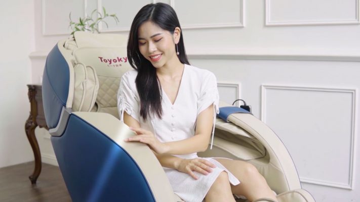 ghế massage Toyoky TO C333
